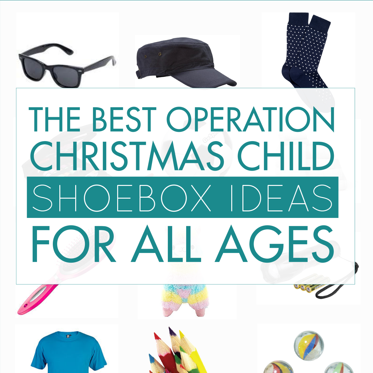 Operation Christmas Child Clipart 2019.Huge List Of Operation Christmas Child Ideas For Each Age Group