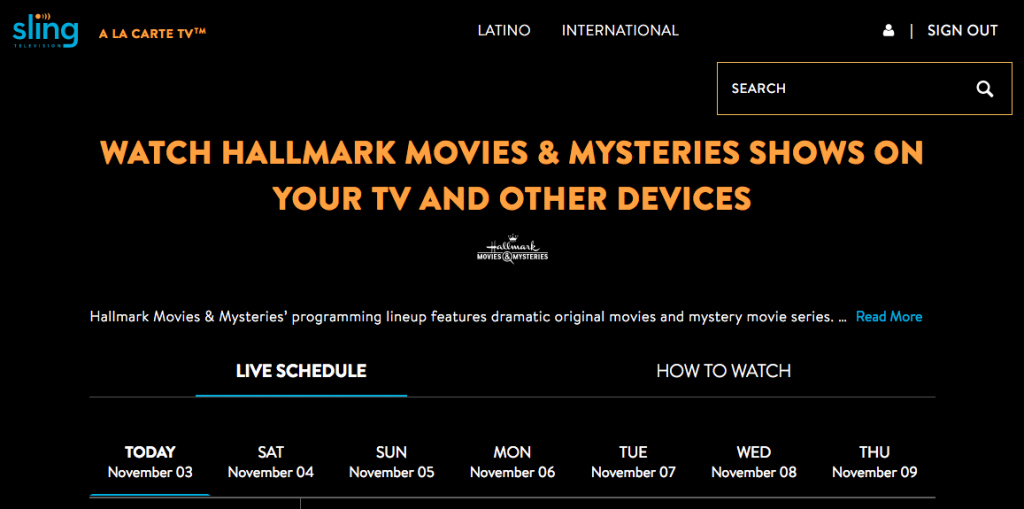 How To Watch The Hallmark Channel Online And Finally Get