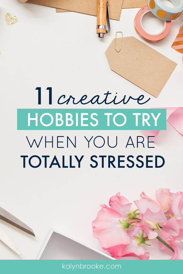 Pursuing a beloved past time is one of the best ways you can invest in yourself. Relax with one of these creative hobbies and discover the secret to a rich, well-balanced life!