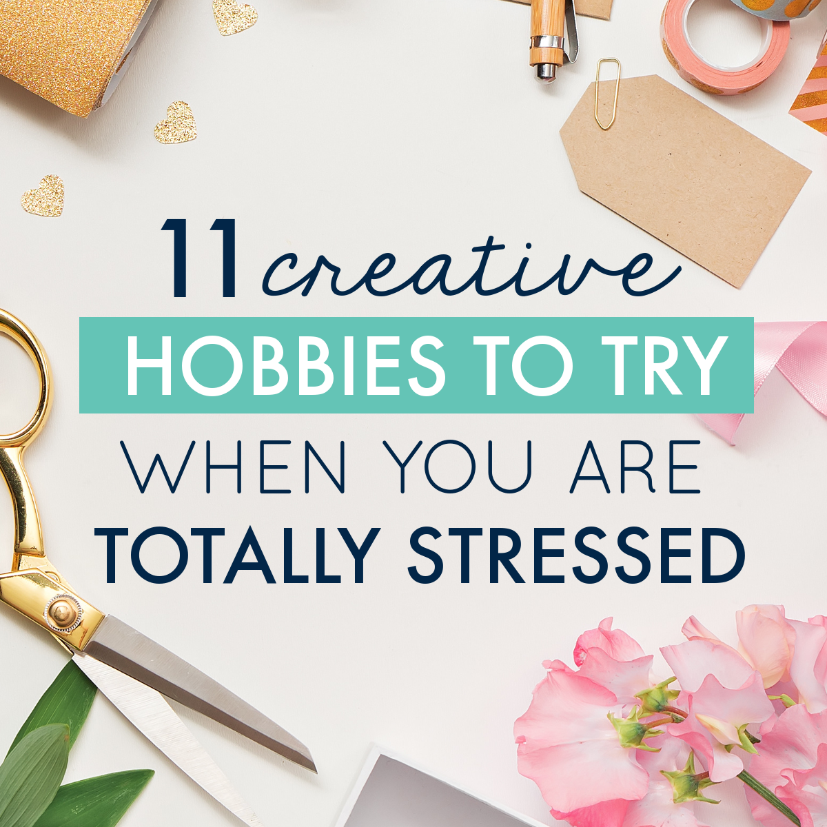 11 Creative Hobbies to Bring Balance Back into Your Life