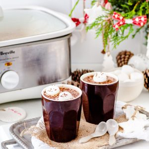 The Best Slow Cooker Hot Cocoa Recipe You'll Ever Make