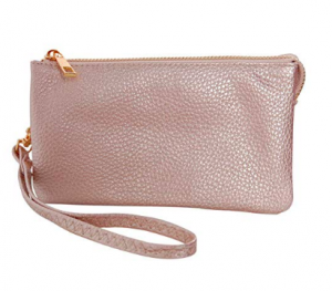 Charging Wristlet: This fancy piece of arm candy not only looks gorgeous paired with a lovely outfit, it'll charge your friend's phone at the same time. Now she can enjoy that special occasion and capture it all with a full battery! ($19.99)