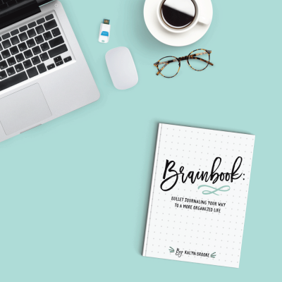 Brainbook: Bullet Journaling Your Way to a More Organized Life