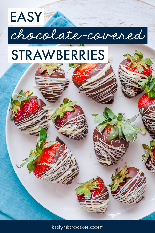 Ever wondered how to make chocolate covered strawberries? These are super easy to recreate at home, and cost pennies compared to expensive online shops. The perfect treat for a romantic night in or as yummy Valentine's Day gift for your sweetheart! #valentinesday #strawberryrecipeideas #chocolatecoveredstrawberries