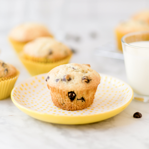 The Chocolate Chip Muffin Recipe that will Make Your Weekend
