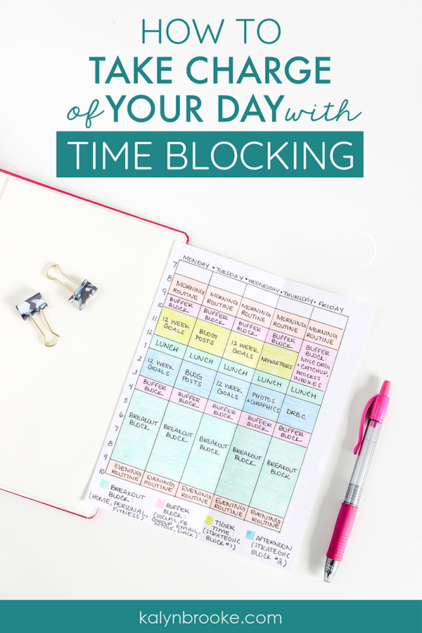 Time blocking revolutionized my life!! I can't believe how much this simple productivity tool affected how much I could accomplish in a single day. These tips are exactly what your looking for if you want to crush your goals and be more productive with your time. #timeblocking #productivity #productivitytips #dailyproductivity