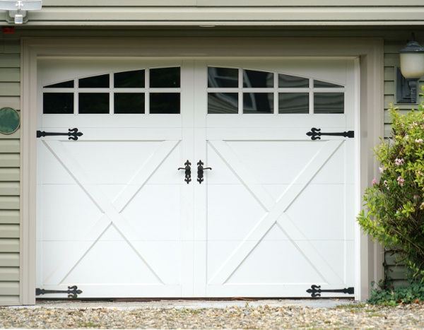 Garage doors are an often overlooked way to increase home value