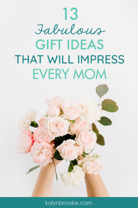 Since I have several mom figures in my life, I've been trying to brainstorm ways I can make each of them feel special. I finally found it! I can't wait to see their faces when I give them their gifts! And I'm not even going to blow the budget to do it!