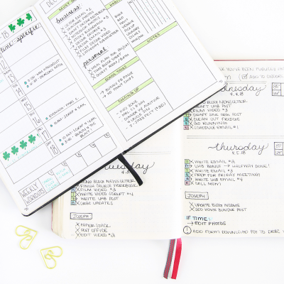 Weekly vs Daily Logs: How to Pick the Perfect Bullet Journal Layout