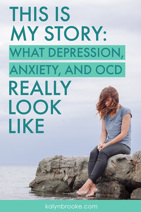 Wow, I had no idea so many people struggle with depression! I love how bravely and honestly this blogger shares her depression recovery story. This has inspired me to approach that friend I know is struggling; before I didn't really know how to talk to her but this has opened my eyes. #depression #anxiety #depressionrecovery #depressionstory #whatdepressionreallylookslike