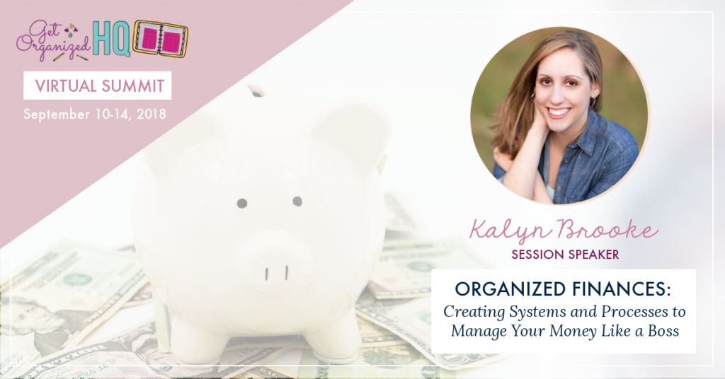 key links and resources for you on your journey to financial organization!