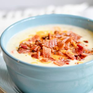 The Best Potato Soup Recipe Ever