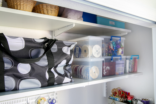 Craft Closet Organization 101 5 Steps To The Ultimate Makeover