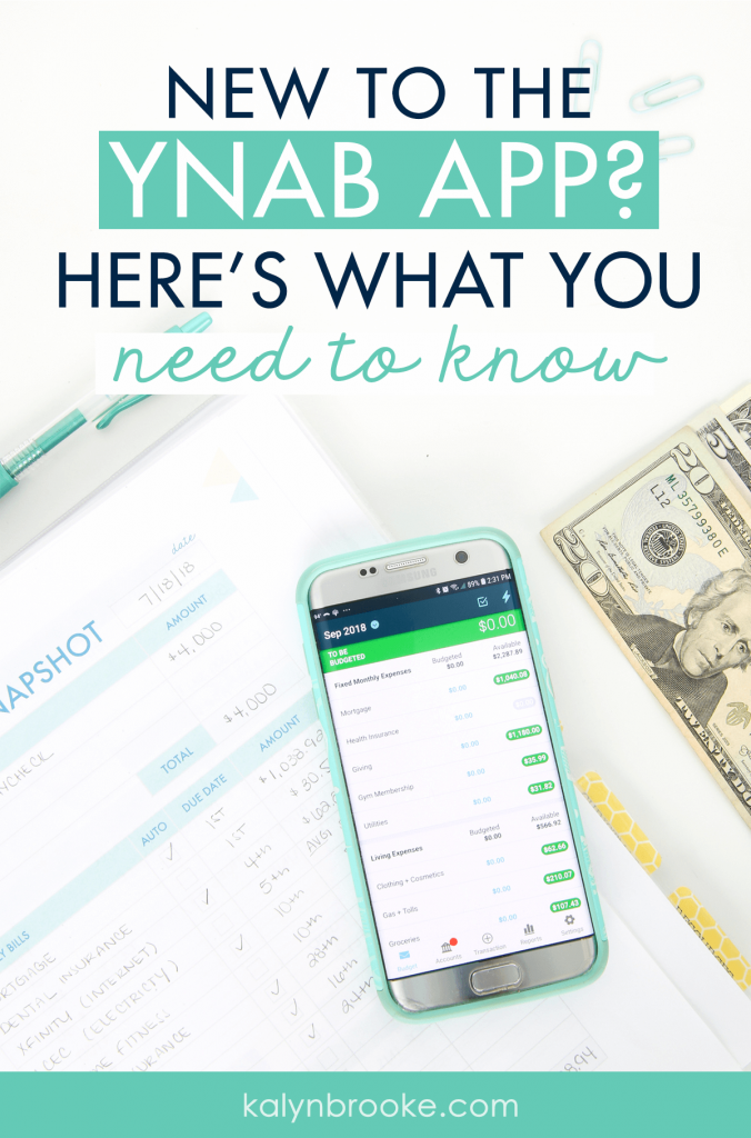 My husband and I were desperate to finally put our budget to rights after years of struggling with doing it with paper and pen. Then I found this helpful breakdown on how to use the YNAB app and I've never looked back. I actually feel in control of my finances now! #ynab #ynabapp #budgetingapp #budgetingforbeginners