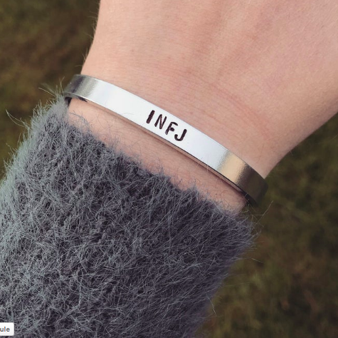customized MBTI bracelets