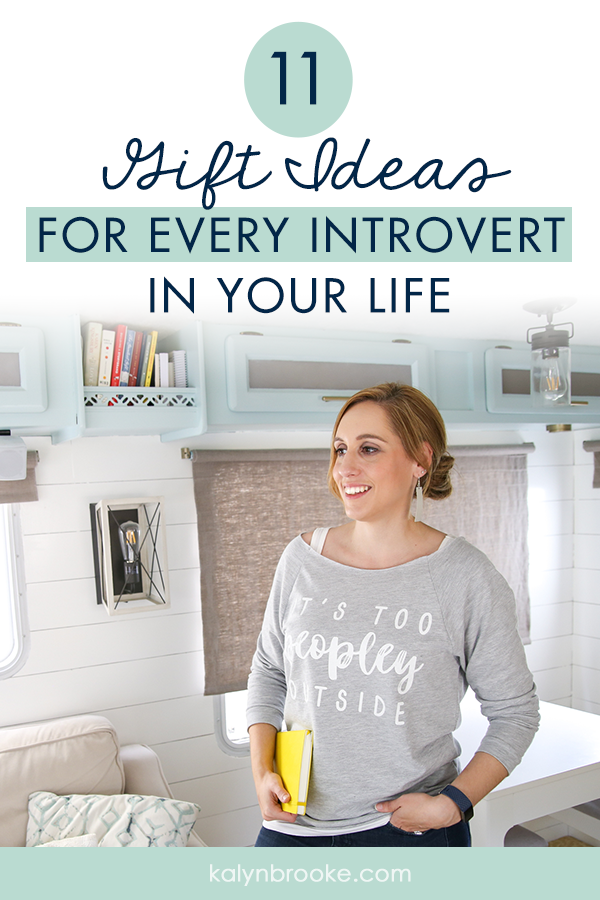 Confession: I'm an introvert and I STILL don't know what to get my introvert friends & family for birthdays and Christmas! Until now, that is! This list of introvert gift ideas has the perfect mix of funny, sarcastic, and even serious, too. Let's face it: introverts get a bad rap as being shy, anti-social, or both! But that's just not true! These gifts help change the narrative! #giftsforintroverts #bestgiftsforintroverts #introverted #introvert #introvertgifts