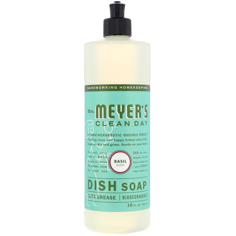 Mrs. Meyer's Dish Soap