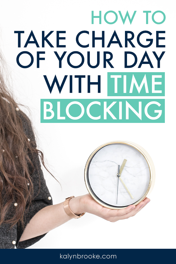 This time management schedule revolutionized my life!! I can't believe how much this simple productivity tool affected how much I could accomplish in a single day. These tips (including a time blocking printable set!) are exactly what your looking for if you want to crush your goals and be more productive with your time. #timeblocking #productivity #productivitytips #dailyproductivity