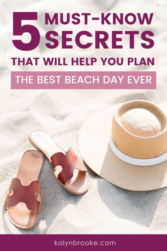 Last time I went to the beach, we didn't know where to park, forgot the sunscreen, and brought way too much stuff we didn't need! This year I want to plan an amazing trip, so I'm so glad I found these tips and ideas. There's even a printable packing list to make sure I don't forget any of the essentials. I'm going to be the most organized beach bum in Florida!