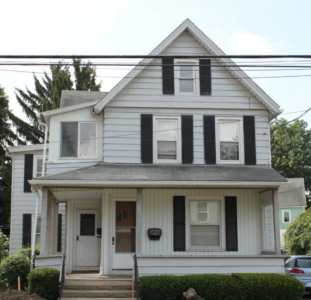 Our past mistake: house on Elm Street