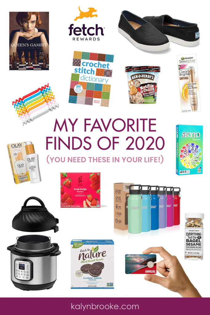 Phew, 2020 has been a doozy, am I right? But it doesn't have to be a total loss, thank goodness! There were so many favorite products I discovered in 2020! I am loving this list and inspired to try more new things to round out this insane year with some good stuff!