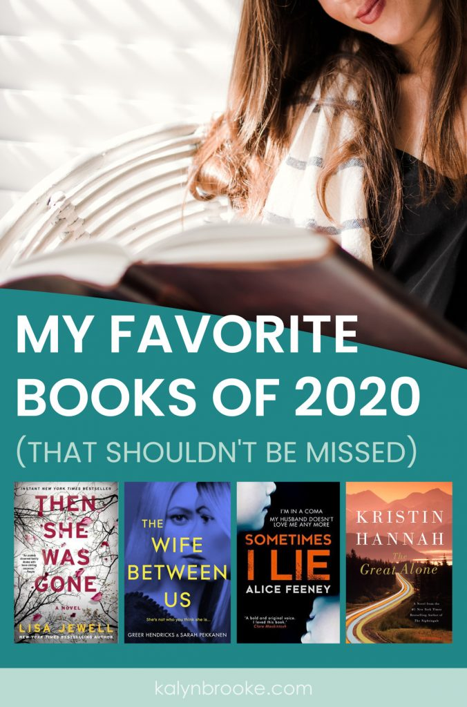 Reading may have been how I survived 2020. And as soon as I stumbled on this list, I found even more books to devour now that it's the New Year. But the best part? The freedom to abandon books I didn't love. SO life-changing.