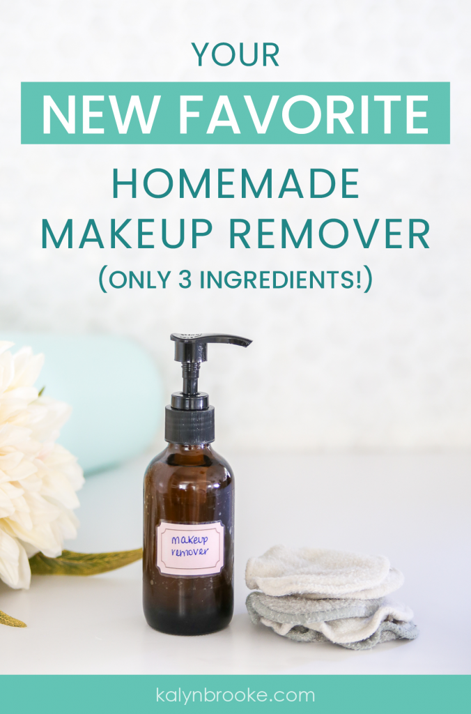 I literally just ran out of makeup remover and decided to try this easy homemade recipe. Guess what?? A DIY makeup remover actually works! I was shocked at how well it removed my stubborn eye-liner and mascara. Plus, the coconut oil and essential oils felt super nourishing on my skin. I don't think I'll go back to store-bought ever again!