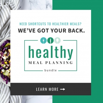 Healthy Meal Planning Bundle