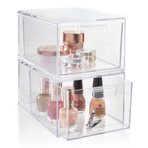 Acrylic Stackable Drawers
